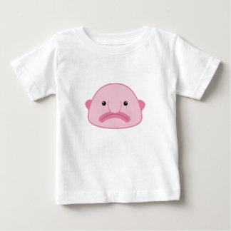 Camiseta Para Bebê Blobfish