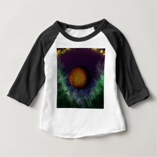 Camiseta Para Bebê bloodmoon
