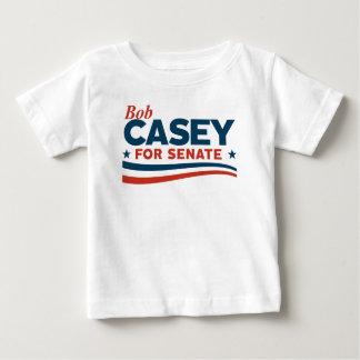 Camiseta Para Bebê Bob Casey para o Senado