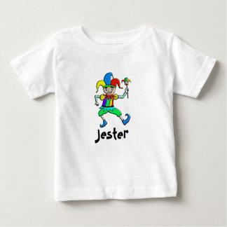 Camiseta Para Bebê Bobo da corte