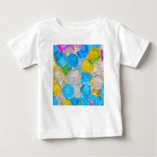 Camiseta Para Bebê bolas da água