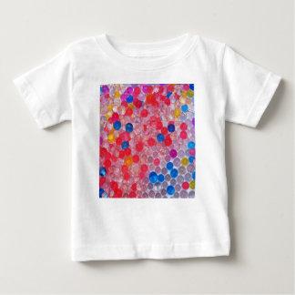 Camiseta Para Bebê bolas transparentes da água
