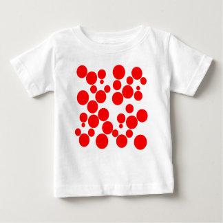 Camiseta Para Bebê Bolha