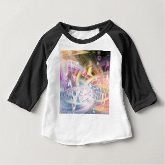 Camiseta Para Bebê Bolhas engraçadas