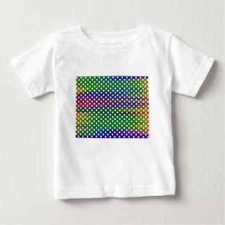 Camiseta Para Bebê Bolinhas