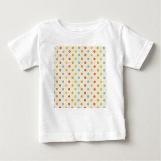 Camiseta Para Bebê Bolinhas #2