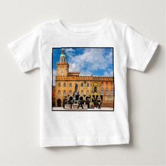 Camiseta Para Bebê Bolonha