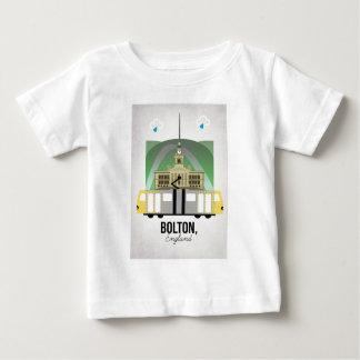 Camiseta Para Bebê Bolton