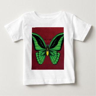 Camiseta Para Bebê Borboleta de Birdwing dos montes de pedras