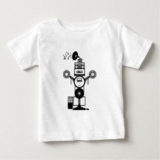 Camiseta Para Bebê Bot da música