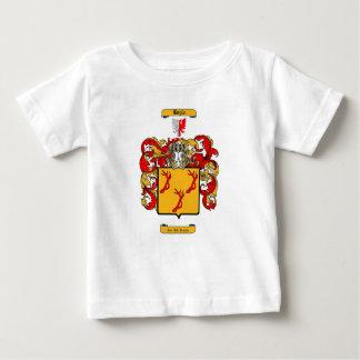 Camiseta Para Bebê Boyle (escocês)