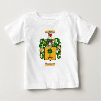 Camiseta Para Bebê Boyle (irlandês)