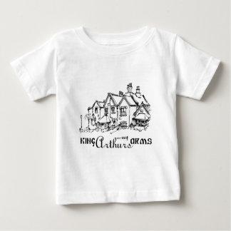 Camiseta Para Bebê Braço do rei Arthur