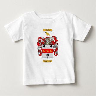 Camiseta Para Bebê Bradley (irlandês)