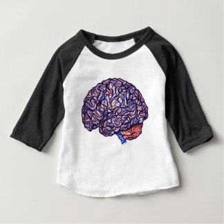Camiseta Para Bebê BrainStorming