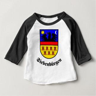 """Camiseta Para Bebê brasão de fiador de sete """"fiador de sete """""""