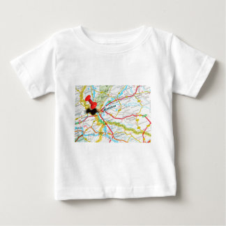 Camiseta Para Bebê Bratislava, Slovakia