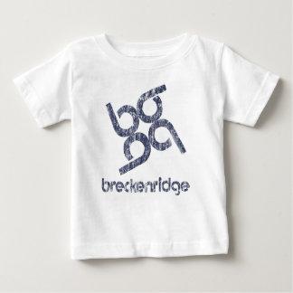 Camiseta Para Bebê Breckenridge
