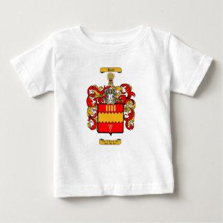Camiseta Para Bebê Brett (inglês)