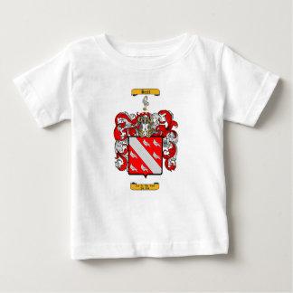 Camiseta Para Bebê Brett (irlandês)
