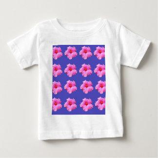 Camiseta Para Bebê Brisa do verão do hibiscus, _