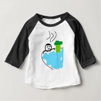 Camiseta Para Bebê Brócolos bonitos em Hot Springs