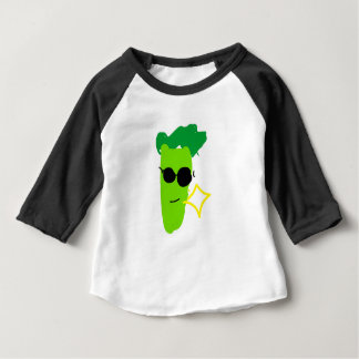 Camiseta Para Bebê Brócolos legal