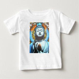 Camiseta Para Bebê Buddha