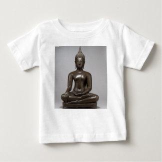 Camiseta Para Bebê Buddha assentado - século XV