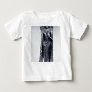 Camiseta Para Bebê Buddha coroado - período pagão