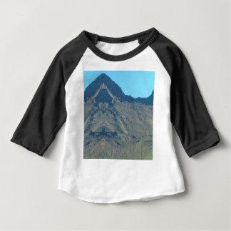 Camiseta Para Bebê Buddha da montanha