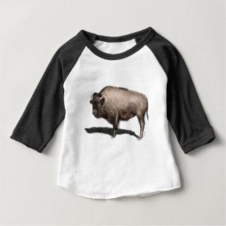 Camiseta Para Bebê Búfalo, Bubalus