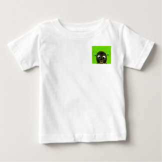 Camiseta Para Bebê Bugly no casulo, Bugly a borboleta,