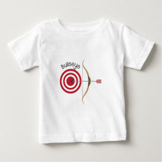Camiseta Para Bebê Bullseye