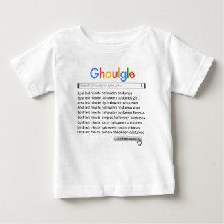 Camiseta Para Bebê Busca minúscula 2017 do traje de Ghoulgle última o
