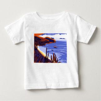 Camiseta Para Bebê Búzios - Rio de Janeiro - Brazil