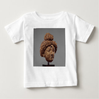 Camiseta Para Bebê Cabeça de um Buddha ou de um Bodhisattva