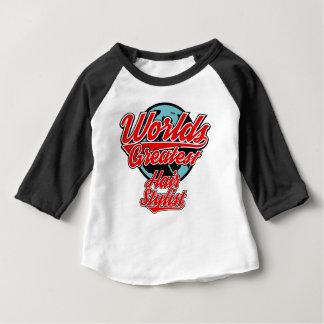 Camiseta Para Bebê cabeleireiro