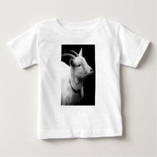 Camiseta Para Bebê cabra