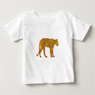Camiseta Para Bebê Caça do deserto