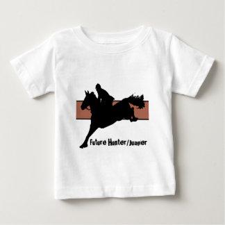 Camiseta Para Bebê Caçador/ligação em ponte futuros