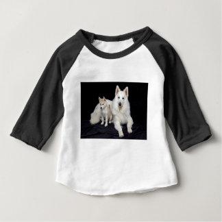 Camiseta Para Bebê cães