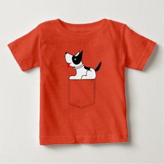 Camiseta Para Bebê Cães do amor? Woof!