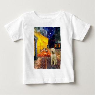 Camiseta Para Bebê Café do terraço - italiano Spinone #5