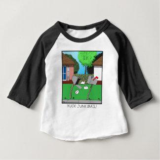 Camiseta Para Bebê Caixas do correio