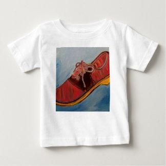 Camiseta Para Bebê Calçados de sela