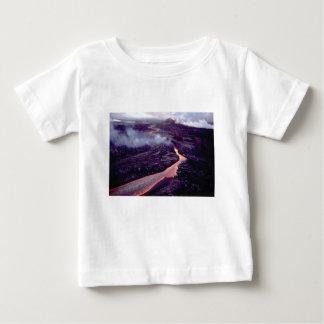 Camiseta Para Bebê Calor fluido