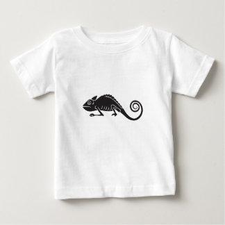 Camiseta Para Bebê camaleão simples