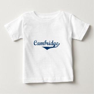 Camiseta Para Bebê Cambridge