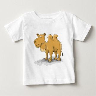 Camiseta Para Bebê Camelo da corcunda dos desenhos animados dois que